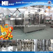 Automatic Fruit Juice / Hot Tea Filling Machine Price