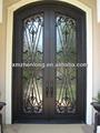 grade de ferro da janela porta de projetos