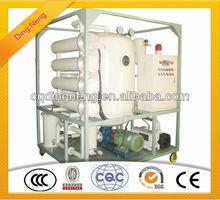 Zja-30by de alto voltaje ultra filtrodeaceite/aísle purificador de aceite