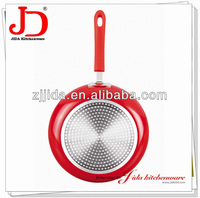 INDUCTION FRYING PAN WITH NON-STICK COATING, INDUCTION BOTTOM