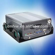Loop reocrding mini reverse car camera client software h.264 cctv dvr