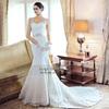 S21490 Latest Fashion Elegant New Style Mermaid Lace Wedding Dress