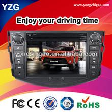 car dvd car radio gps navigation for Toyota RAV4