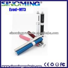 Recommend eVod BCC MT3 Starter eGo Kit 1100 900 650mAh Detachable Electronic Cigarette Bottom