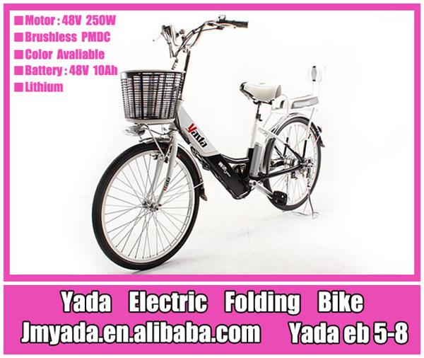 250w sıcak satış fashional güzel elektrikli bisiklet/eBike/araç/scooter çin yapmak