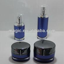 copy brand cosmetic jar cosmetic packaging clear cosmetic jar