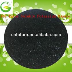 100% Water Soluble Potassium Humate from leonardite