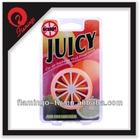 2014 HOT 279 JUICY car perfume brand top car air freshener disp