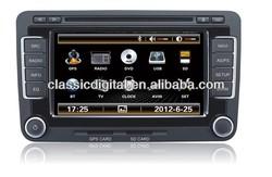 best quality vw passat b6 car dvd player support 1080P