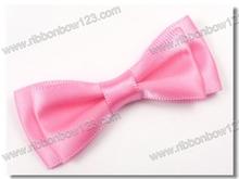Pink kids ribbon bow