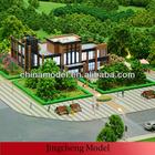 New model villas / Villa scale model/ model villa