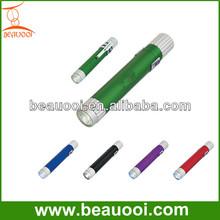 Portable Kids torch LR44 mini pen torch light with metal clip