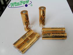 good sale 1.5v alkaline dry battery lr6/ aa batteries manufacturer in China