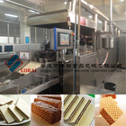 Chocolate wafer biscuit production line