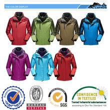 Mens Outdoor Jacket 3in1 Warm Fleece Garment
