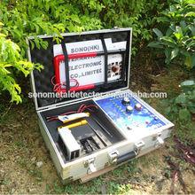 yüksek hassasiyet uzun menzilli yeraltı metal detektörü vr9000