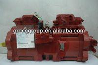 Kawasaki K3V63DT hydraulic pump:K3V112DTP,K3V140DTP,K3V180DTP,Kawasaki gear pump,Uchida Rexroth,Kayaba,Nachi,