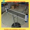 adjustable table tennis net, retractable mini table tennis set for sale