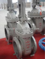API600 high pressure steam gate valves/ high temperature gate valve