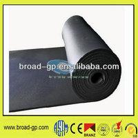 Black Nitrile Rubber Foam Sheet