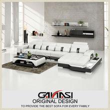 furniture italian,elegant furniture italian,white and black leather sofa best selling 2013