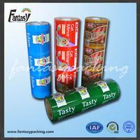 Hot Sale Food Packing plastic Roll Film