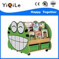 2014 bambini libro scaffale, dei bambini armadio libro, combinato cabina, bambini mobili