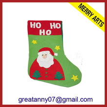 2015 new product new design christmas stocking fashion christmas stockings decorating christmas stockings with good quality