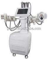 2014 newest, 1000W Velashape + laser + RF+ BIO + cavitation slimming machine / slimming beauty salon equipment