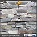 Alto grau de ardósia natural nórdico painéis de parede de pedra