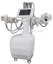 2014 newest, 1000W Velashape + laser + BIO +cavitation rf slimming machine / vacuum slimming rf beauty equipment