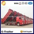 10 tekerlekli ağır 6*4 howo damperli kamyon büyük kapasiteli