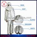 Brandbekämpfung anzug/aluminisierte kleidung