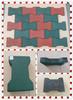 different outdoor/indoor rubber floor pavers/rubber tiles