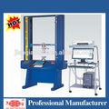 testes de tração de equipamentos de laboratório