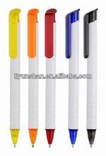 Advertising Snow white rod plastic ball pen