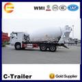 China bajo precio 8- 10m3 de mezcla de hormigón de camiones
