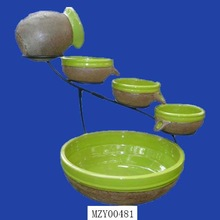 Factory Supply Ceramic Garden Water Fountain