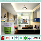 High quality acrylic polymer waterproof coating in buildings wall paint