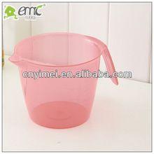 PP material ,plastic water bailer