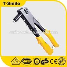 "10"" 3 jaws aluminum hand riveter gun/hand press riveting machine/hand riveting tool"
