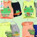 ultimo set di vestiti per bambini vestito set per il bambino