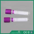 Vácuo EDTA sangue tubo