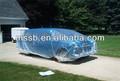 recién 2014 desechables de plástico dom visera del coche cubre