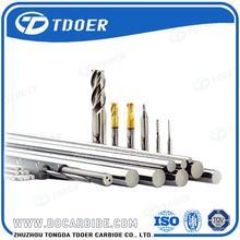 Wearable precision parts tungsten carbide piston rods chamfer avaliable