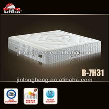 Boa medições de cama de massagem confortável massage bed de colchão fabricante B-7H31