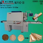 Shengong round log multi rip saw, Diameter 120-300mm