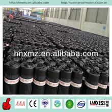 3mm 4mm Modified Bitumious Flat Roofing APP SBS Waterproof Membrane