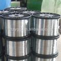 Galvanizado y sin galvanizar acero del resorte de alambre 0.5-3mm, 0.2-3mm de alta calidad de emisión de carbono de alambre de acero negro de la barra de la bobina