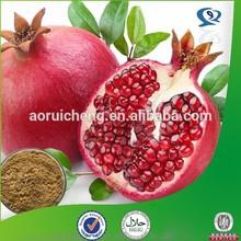 pomegranate extract ellagic acid, punicalagin extraction, punicalagins